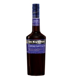 LICOR KUYPER CREMA CACAO NEGRO 70CL