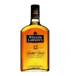 WHISKY WILLIAM LAWSON 12 AÑOS 70CL